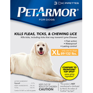PetArmor for Dogs 89 to 132 lbs